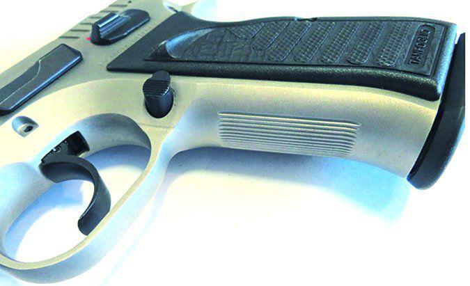 EAA Tanfoglio Witness 10mm AUTO grip