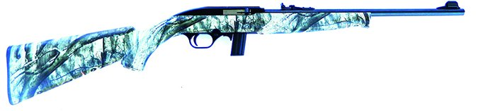 Mossberg 702 PlinKster 22 LR