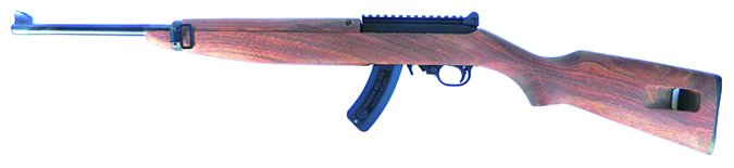 Commemorative version of the Ruger 10-22