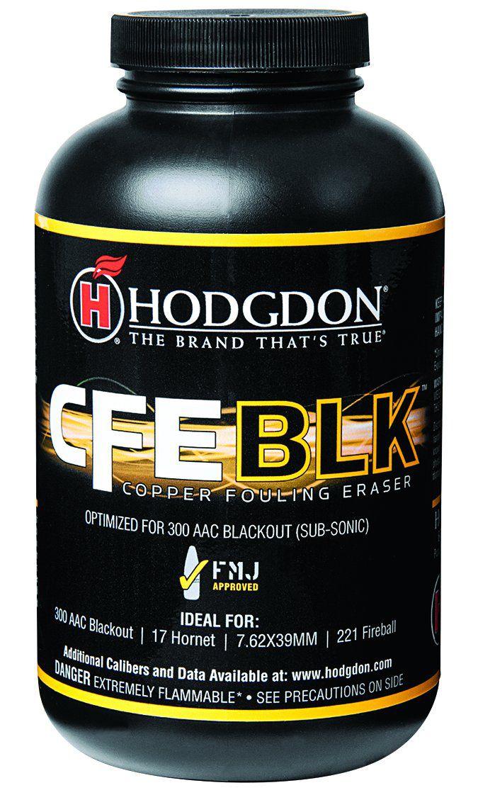 hodgdon CFE BLK Powder