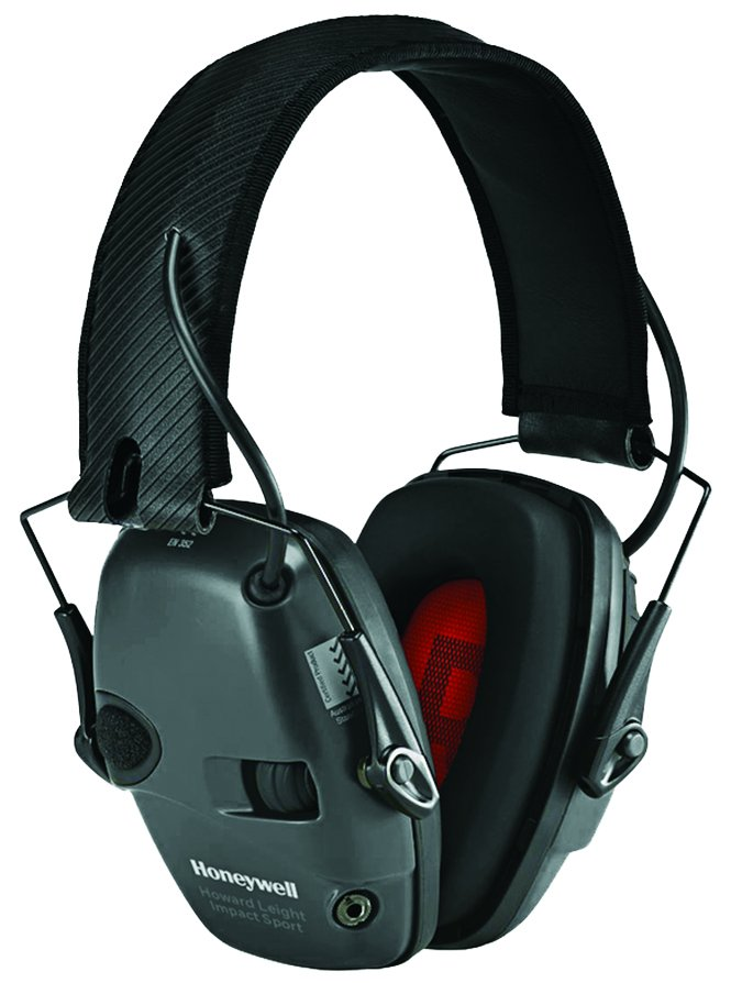 howard leight Impact Sport Bolt Electronic Earmuff