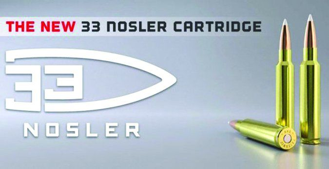 33 nosler cartridge