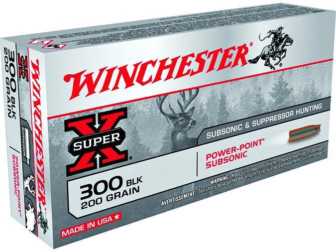 winchester Super X line
