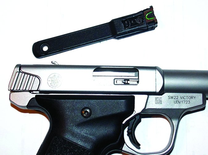 Smith & Wesson Victory 22 22 LR