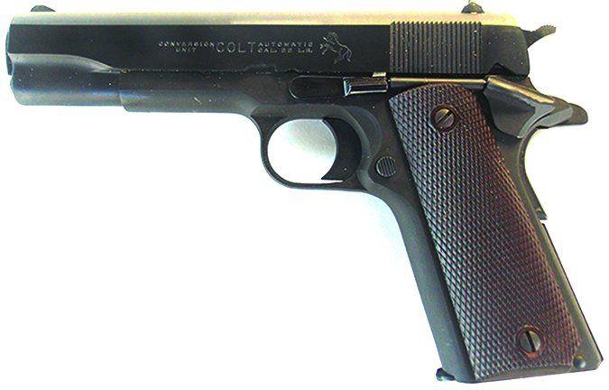 Colt 22 Conversion 22 LR