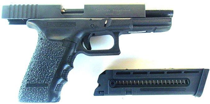 Tactical Solutions Glock 22 conversion 22 LR