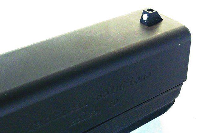 Tactical Solutions Glock 22 conversion 22 LR sight