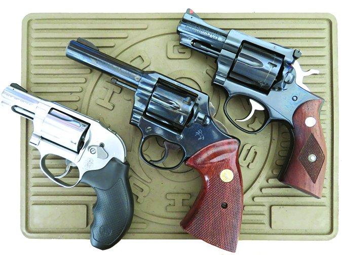 357 magnum revolvers