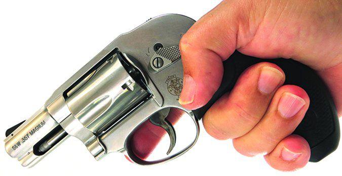 Smith & Wesson M649 357 Magnum