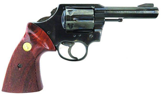 Colt Lawman Mk III 357 Magnum