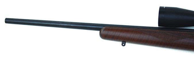 The CZ 455 forend