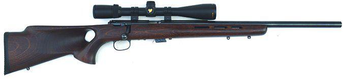 Savage MARK II BTV 28750 22 LR