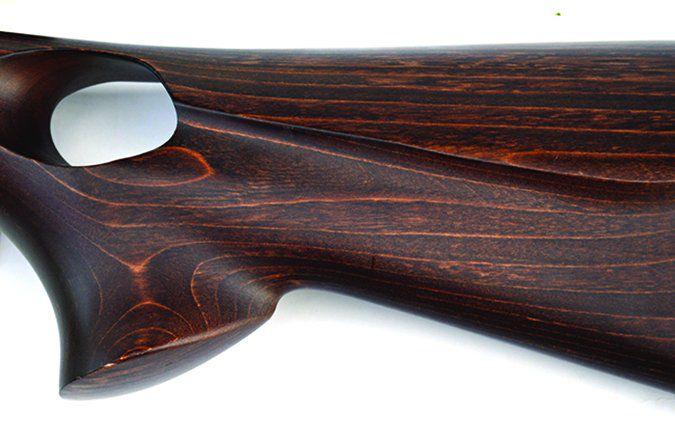 Savage MARK II BTV 28750 22 LR thumb hole