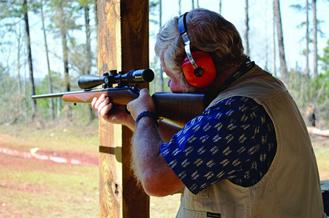cz 455 rifle