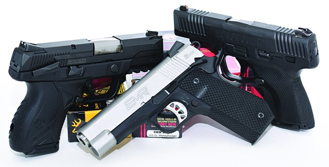 american made 9mm pistols