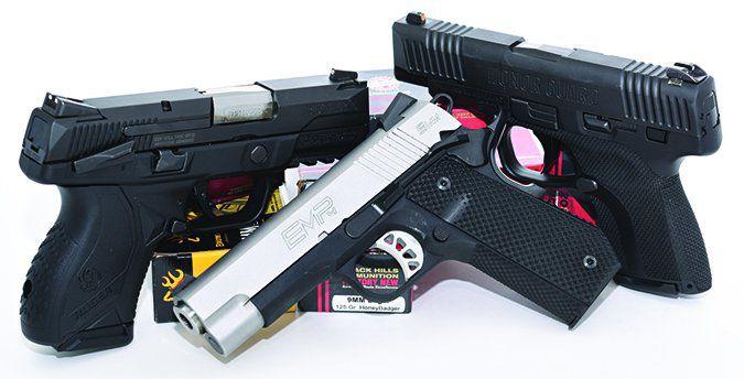 american made 9mm pistols