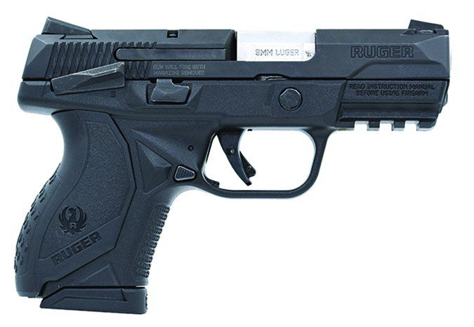 Ruger American Compact 8633 9mm Luger