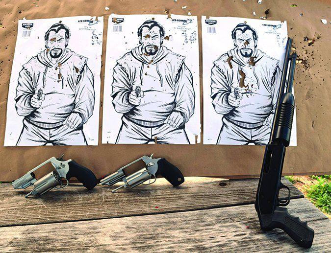Birchwood Casey 12-by-18-inch BC Bad Guy targets
