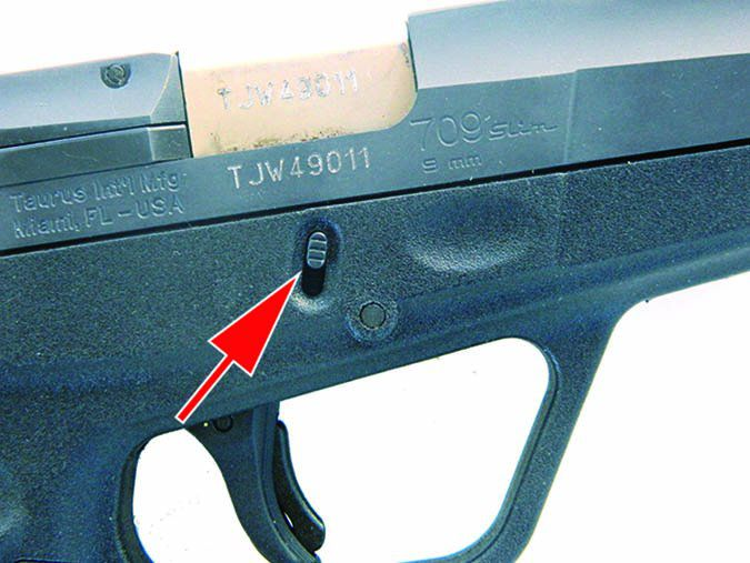 Taurus 709 Slim 1-709031FS 9mm Luger