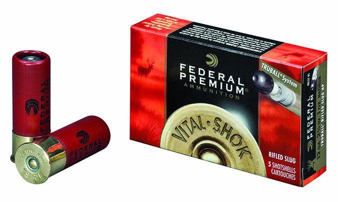 Federal Premium Vital-Shok