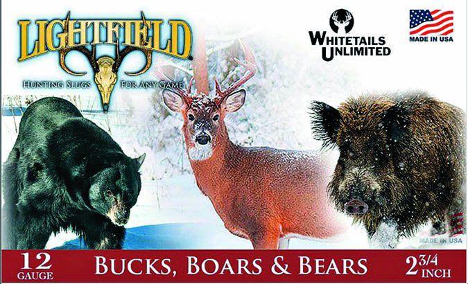 lightfield bucks boars and bears