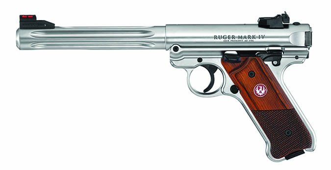 Mark IV pistol