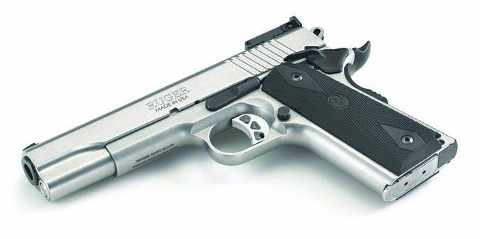 Ruger SR1911 10mm