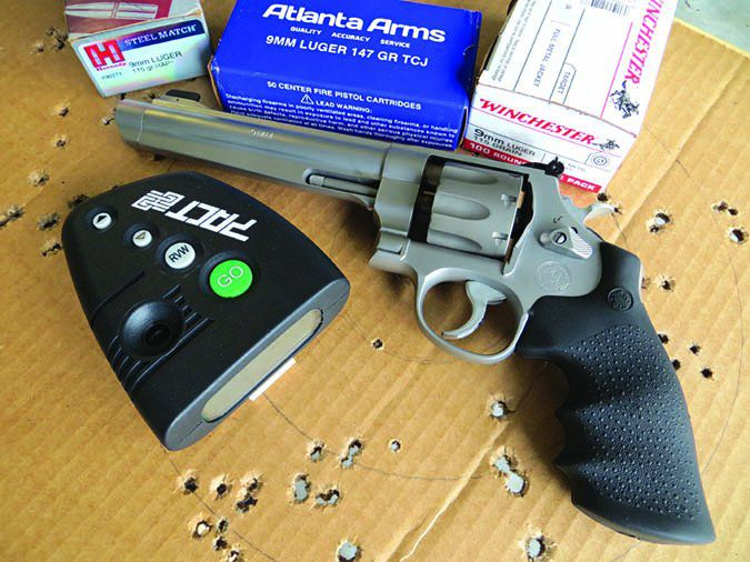 Smith & Wesson Model 929
