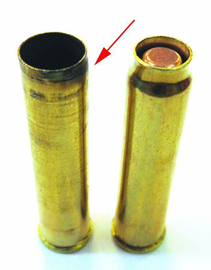 Nagant M1895 7.62x38mmR ammo