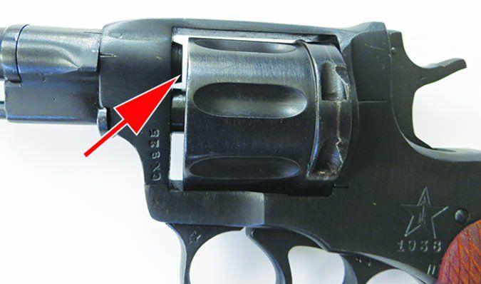 Nagant M1895 7.62x38mmR