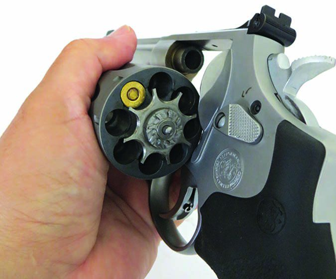 Smith & Wesson Model 929 9mm Luger
