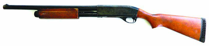 Remington 870 12 gauge