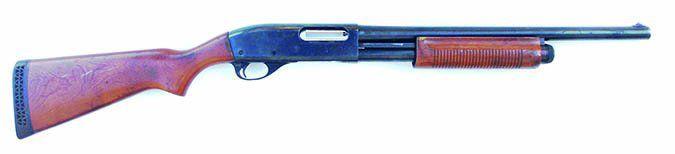 Remington 870P Standard 12 Gauge