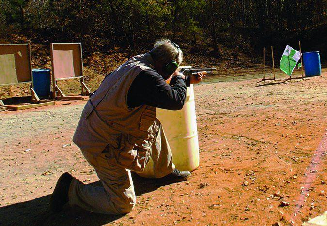 IAC (Norinco) Wild Bunch Shotgun