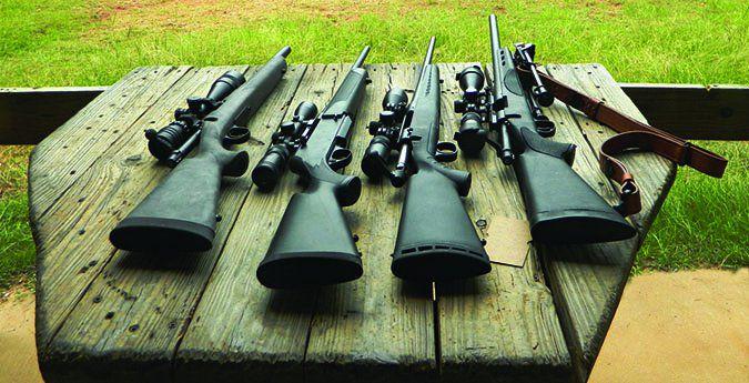 308 winchester rifles
