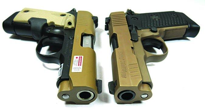 9mm pistols