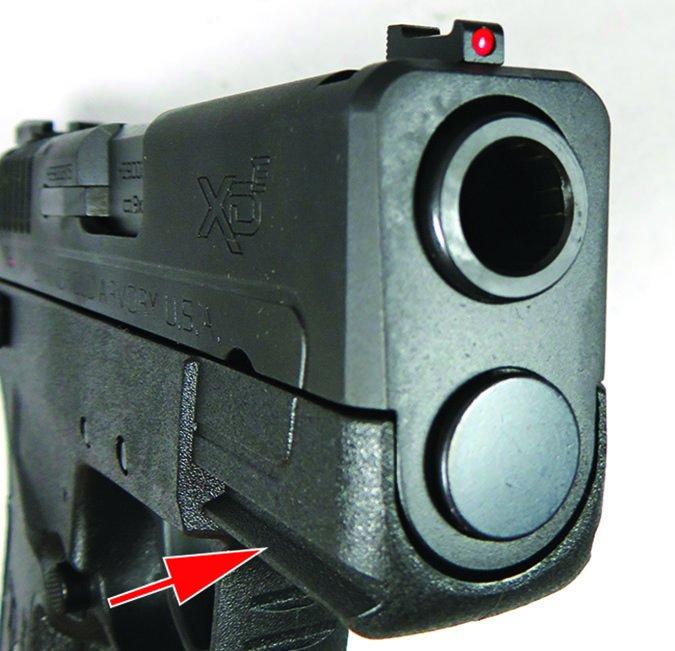 Springfield Armory XD-E 3.3 Single Stack