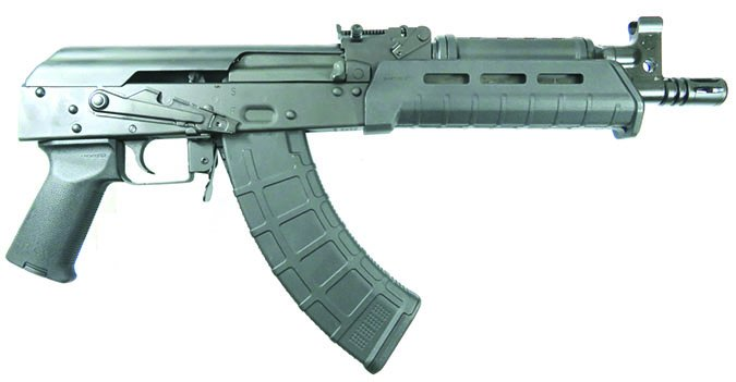 Century Arms RAS47 AK Pistol 7.62x39mm