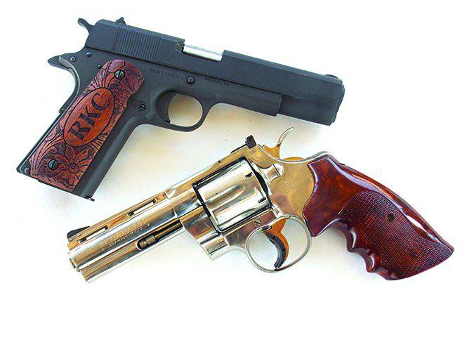 pistols for 38 super