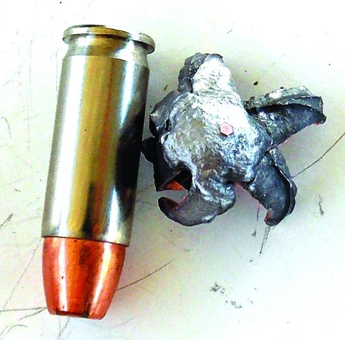 DoubleTap 125-grain bonded JHP