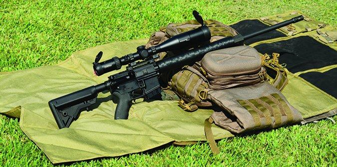 Alexander Arms Overwatch rifle
