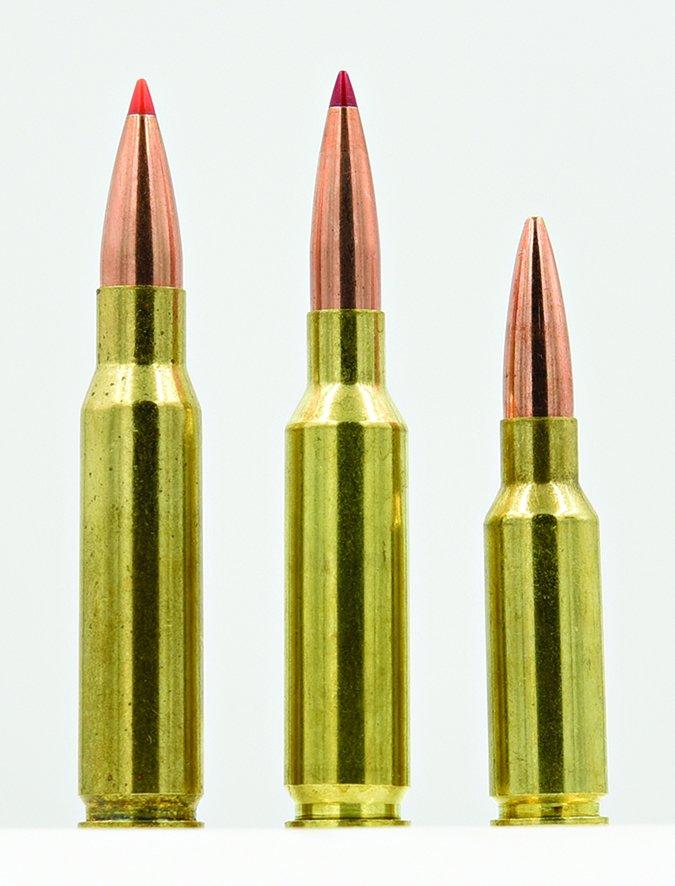 big bullets for AR-15 rifles