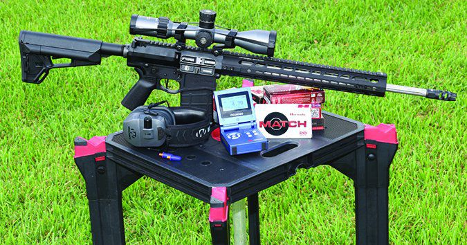 Core30 TAC II rifle