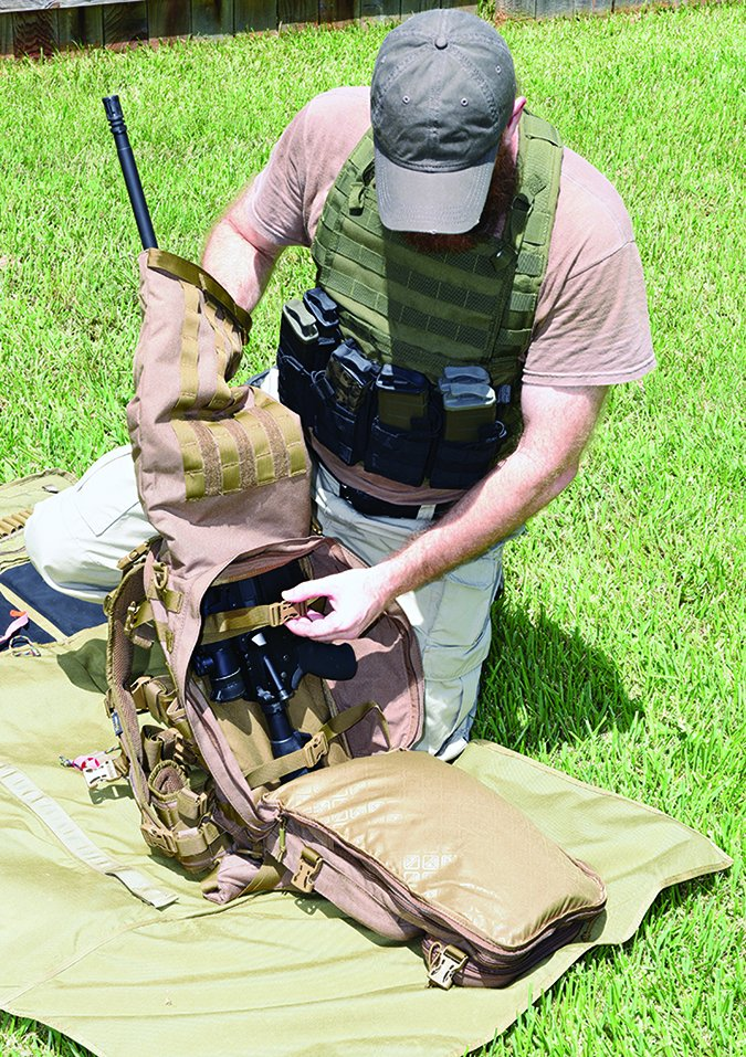 Overwatch bag from Hazard4.com