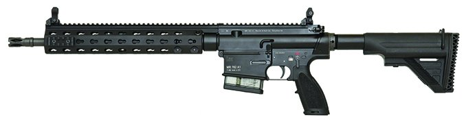 Heckler & Koch MR762A1 7.62x51mm