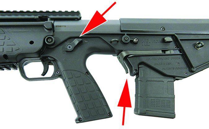 Kel-Tec Model RDB 17 5.56mm NATO