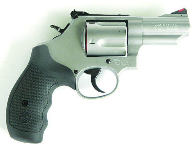 Smith & Wesson Model 69 Combat Magnum 10064 44 Special/44 Magnum