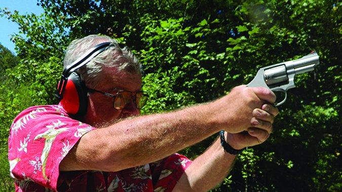 Smith & Wesson Model 69 Combat Magnum