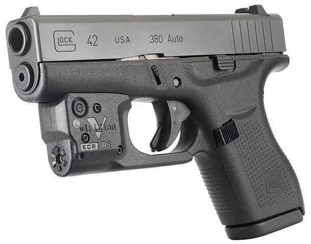 Glock 42 380 Auto Subcompact Slimline