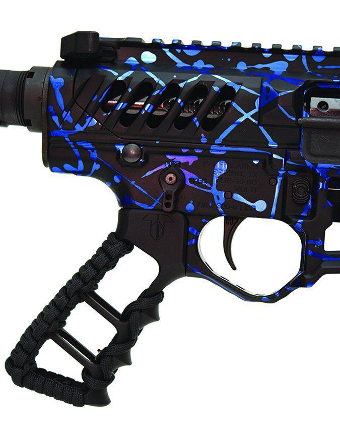 F-1 Firearms BDR10-3G 308 Win